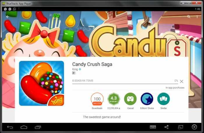 Descargar Candy Crush Saga Gratis Para Android Pc 2018
