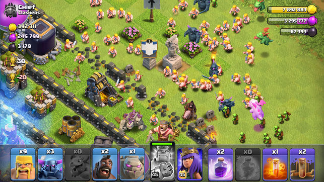 descargar clash of clans para pc windows 7