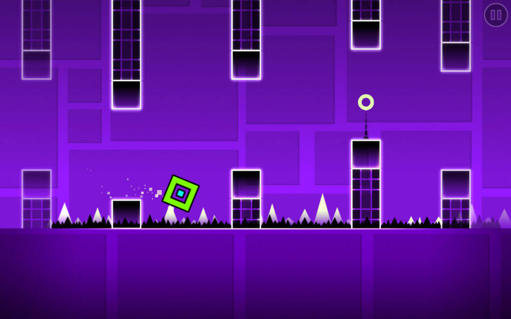 Geometry Dash para pc con emulador
