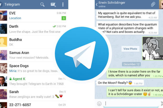 Download Telegram For Android & PC (Windows 7,8,10) | 2018