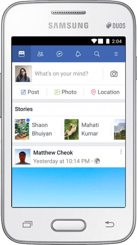 how to install facebook lite on my phone